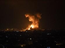 Perang Israel Vs Hamas Jelang Idul Fitri, 35 Orang Tewas