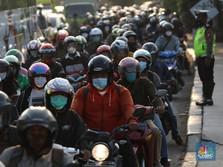 1,5 Juta Tinggalkan Jakarta, Kemenhub Antisipasi Arus Balik