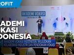 Kolaborasi Sritex & Pendidikan Vokasi di Akademi Vokasi 2021