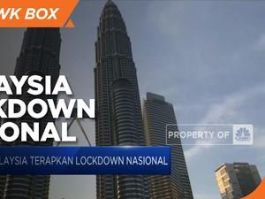 Lagi! Malaysia Terapkan Lockdown Nasional