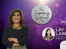 Streaming Now! Diza Larentie Bicara Bisnis sampai Working Mom