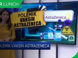 Polemik Vaksin AstraZeneca