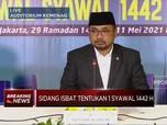 Sidang Isbat 1 Syawal 1442 H, Lebaran Jatuh pada 13 Mei 2021