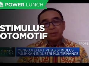 Ada Stimulus Otomotif, Piutang Multifinance Terdongkrak Naik?