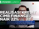 Ada Insentif PPnBM, Realisasi Kredit CIMB Finance Naik 22%