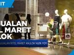 Turun 14,6%, Penjualan Ritel Maret Masih Anjlok