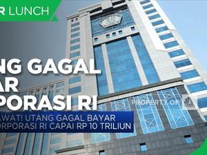 Utang Gagal Bayar Korporasi Hingga PDB Malaysia Menyusut