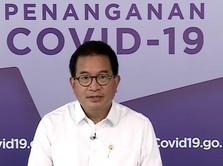 Jadi Perhatian Jokowi, Kasus Covid Kudus Melonjak 30x Lipat