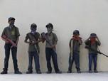 Potret Saat Anak-anak Angkat Senjata Lawan Kartel Narkoba