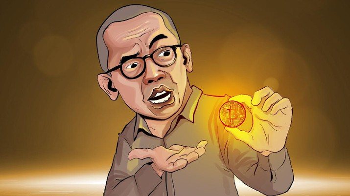 Infografis, Investasi Kripto akan Dikenakan Pajak