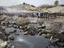 Terungkap! Ini Penyebab Mayat Dibuang ke Sungai Gangga