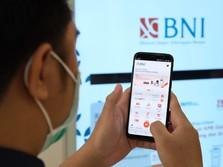 Wow! Transaksi BNI 98% Digital Banking, Cuma 2% Lewat Cabang