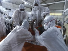 Kasus Kematian di India Cetak Rekor Tertinggi di Dunia