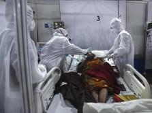 Makin Meledak.. Sudah 25,2 Juta Orang India Terjangkit Covid