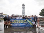 Cerita BPH Migas Menyusursi Jalan Darat Sumatera 5.500 KM