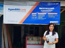BRI Targetkan Transaksi BRILink Tembus Rp 1.000 T di 2021