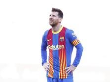 Ini Penyebab Messi Resmi 'Cerai' dengan Barcelona