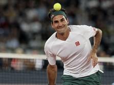 Resmi! Roger Federer Putuskan Absen di Olimpiade 2020 Tokyo
