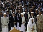 12 Tewas Akibat Ledakan Saat Sholat Jumat Masjid Kabul