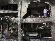 Serangan Keji Israel di Gaza, 83 Palestina Tewas & 487 Luka