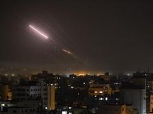 Kedutaan AS Diserang Roket, 14 Rudal Serbu Pangkalan Militer
