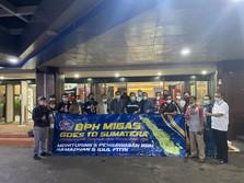 BPH Migas Goes to Sumatera Kado Ultah BPH Migas ke-18