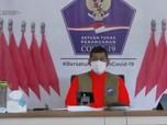 Alert! Bos Satgas Worried Lonjakan Kasus Covid-19 di Sumatra