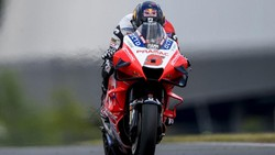 Hasil Free Practice I MotoGP Emilia Romagna: Zarco Tercepat, Quartararo Posisi 18