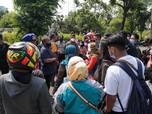 Kerumunan di Mana-mana, Pemerintah Klaim Covid Terkendali
