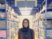 Sukses Berbisnis Produk Fashion Muslim Meski Pandemi Covid-19