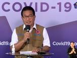Pertama Sejak 4 Maret, Tambahan Kasus Corona Tembus 7.000an