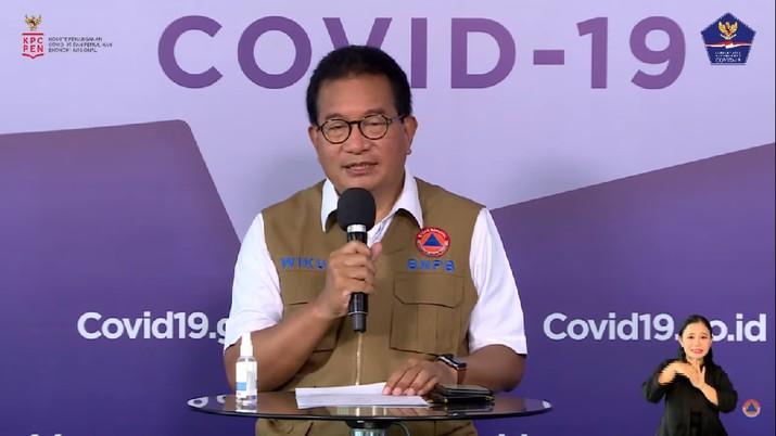 Wiku Adisasmito Koordinator, Tim Pakar dan Juru Bicara Pemerintah untuk Penanganan Covid-19