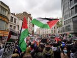 Demi Palestina! Warga AS, Jerman, Prancis, hingga Belgia Demo