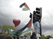 Ketika Dukung Palestina Disuarakan di Berbagai Belahan Dunia