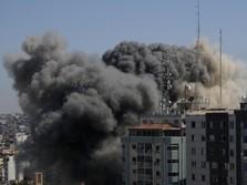 Bom Israel Hantam Gaza Lagi, Distrik Paling Aman Jadi Puing