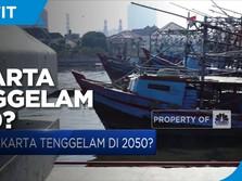2050, Jakarta Diprediksi Tenggelam
