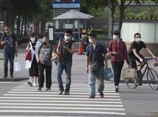 Lonjakan Covid Taiwan Pengaruhi Hubungan Dunia Internasional