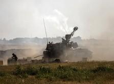Israel Klaim Hancurkan Terowongan Hamas Sepanjang 15 Km