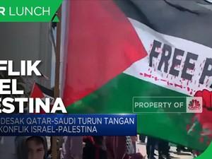 AS Desak 3 Negara Ini Agar Bantu Konflik Israel-Palestina