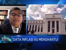 Data Inflasi Amerika Serikat Menghantui Bursa Saham Tanah Air