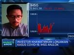 IHSG Anjlok, Varian Baru Corona India Bikin Investor Was-Was