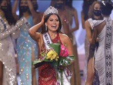 Potret Cantik Adrea Meza, Miss Universe 2020 dari Meksiko