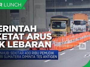 Pemerintah Perketat Aturan Arus Balik dari Sumatera ke Jawa
