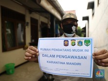 Seluruh DKI Jakarta Masuk Zona Merah, Cek Faktanya di Sini!