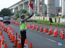 Larangan Mudik Berakhir, 300 Ribu Mobil Balik Lagi ke Jakarta