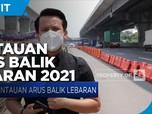 Update Lalin: 95.000 Kendaraan Masuk Jabodetabek
