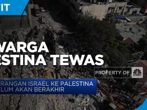 212 Warga Palestina Tewas Akibat Serangan Brutal Israel