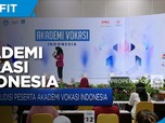 Audisi Tata Busana di AVI 2021, Dari Ciamik Sampai Eksentrik!