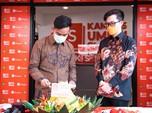 Wali Kota Gibran Resmikan 'Kampus UMKM Shopee Ekspor' di Solo