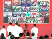 Di Depan Pekerja Pabrik, Jokowi: Kalian Semua Penting!